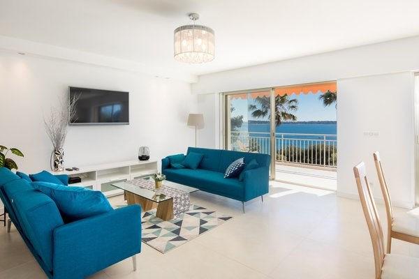 Sale apartment Golfe-juan 790000€ - Picture 4