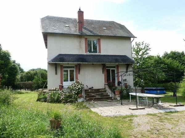 Vente maison / villa Ivoy le pre 162000€ - Photo 2