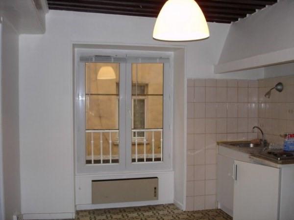 Locação apartamento Lyon 1er 570€ CC - Fotografia 2