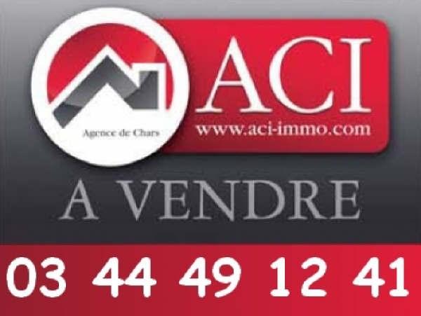 Vente terrain Chaumont en vexin 89000€ - Photo 1