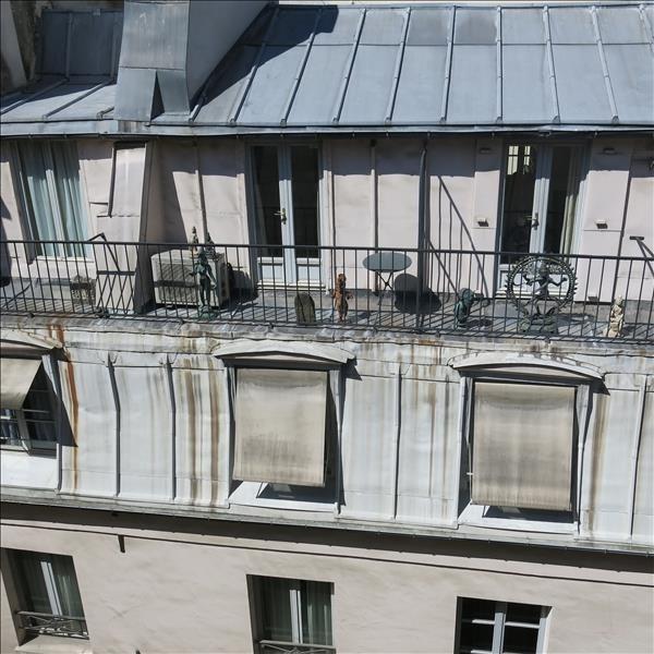Vente de prestige appartement Paris 6ème 1160000€ - Photo 9