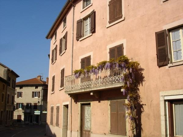 Location appartement La balme les grottes 300€ CC - Photo 1