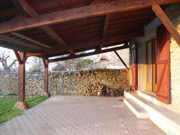 Rental house / villa Leyrieu 842€ CC - Picture 2
