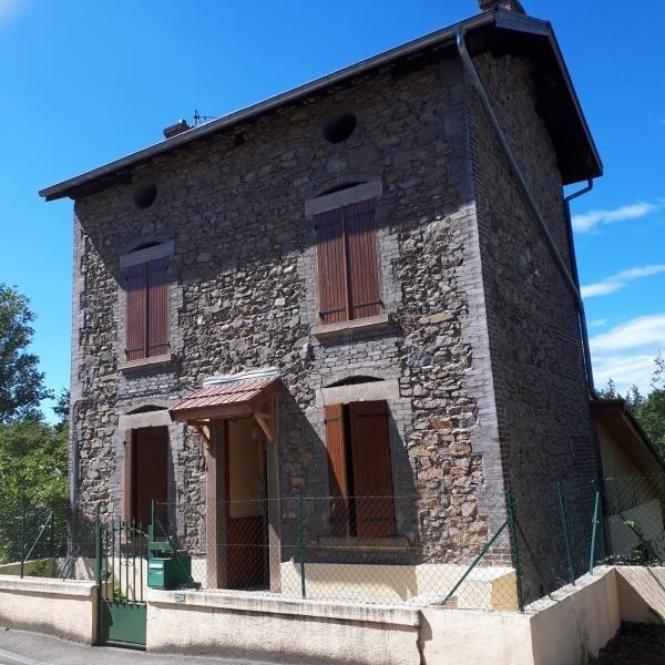 Verkauf haus St alban du rhone 220000€ - Fotografie 1