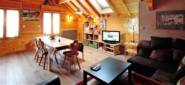 Deluxe sale house / villa Le sappey-en-chartreuse 595000€ - Picture 5