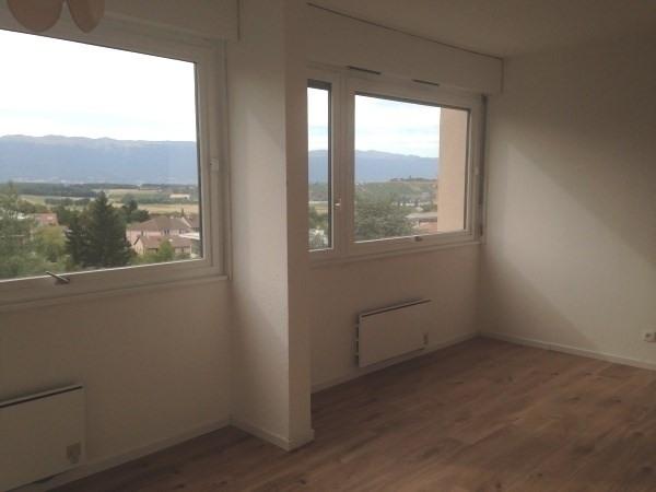 Rental apartment St julien en genevois 716€ CC - Picture 2
