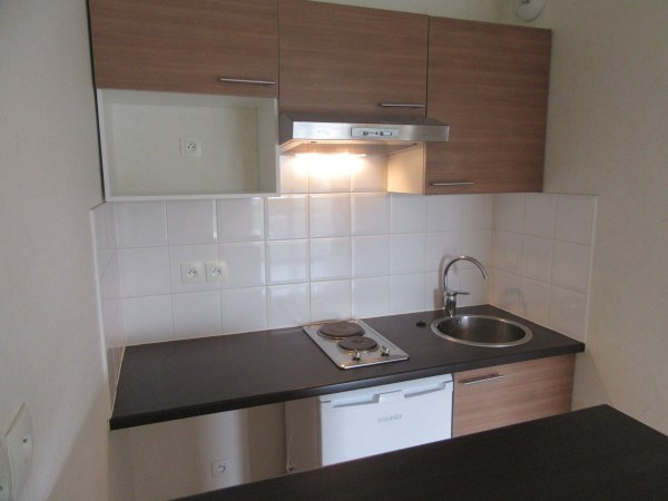 Rental apartment La salvetat st gilles 467€ CC - Picture 2