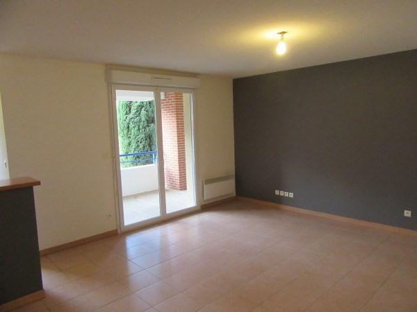 Rental apartment Tournefeuille 555€ CC - Picture 2