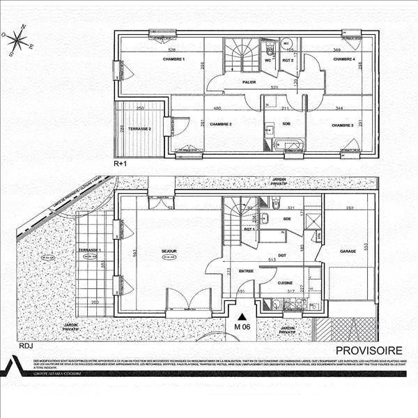 Sale house / villa Lagny sur marne 523000€ - Picture 1