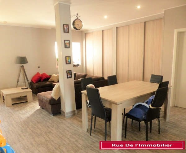 Sale apartment Wittersheim 185 500€ - Picture 3