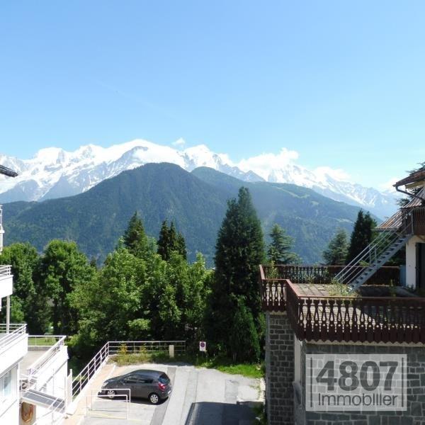 Location appartement Passy 759€ CC - Photo 1