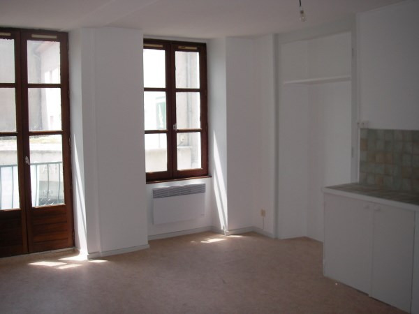 Rental apartment Montalieu vercieu 250€ CC - Picture 2