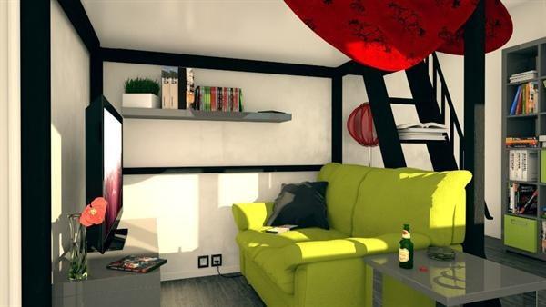 Venta  apartamento Brest 49000€ - Fotografía 1