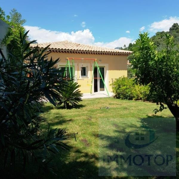 Vente de prestige appartement Menton 696 000€ - Photo 1