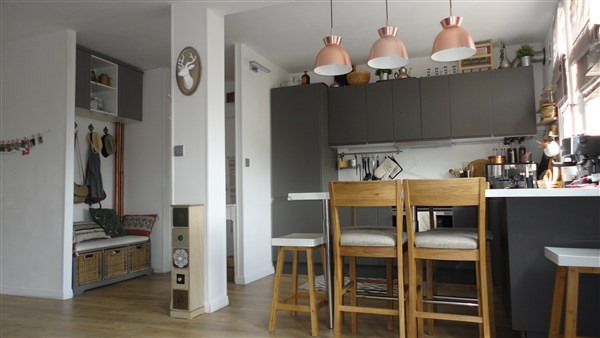 Vente appartement Colombes 215000€ - Photo 2