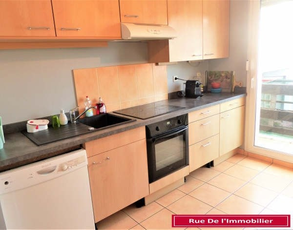 Vente appartement Mommenheim 180 000€ - Photo 3