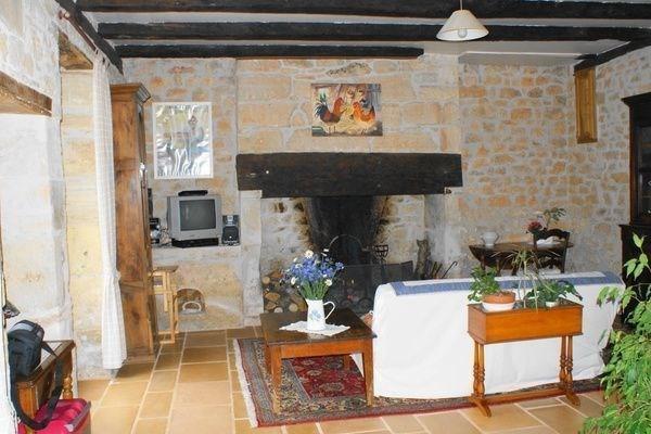 Sale house / villa St rabier 224700€ - Picture 9