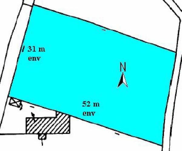 Sale site Cleden cap sizun 42800€ - Picture 1