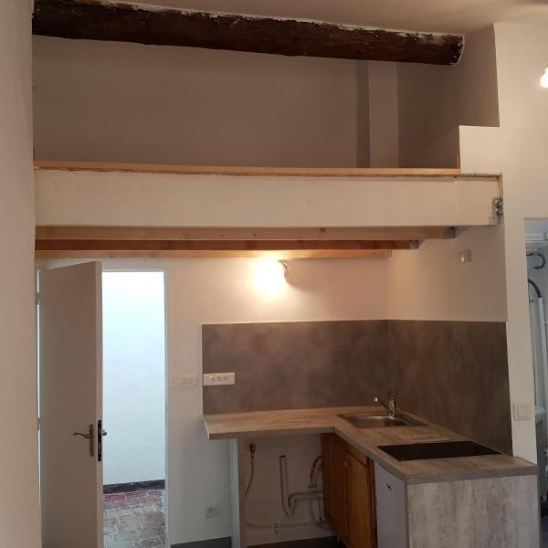 Location appartement Aix en provence 550€ CC - Photo 2