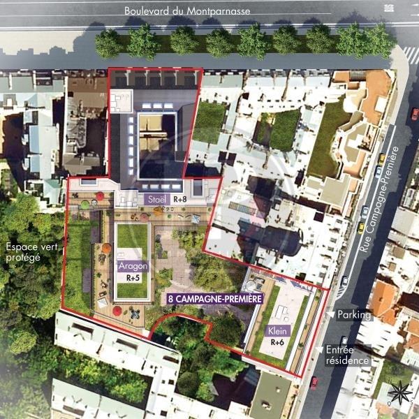 Venta de prestigio  apartamento Paris 14ème 2850000€ - Fotografía 9