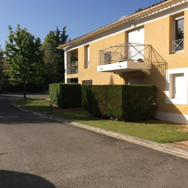 Location appartement Aix en provence 525€ CC - Photo 1