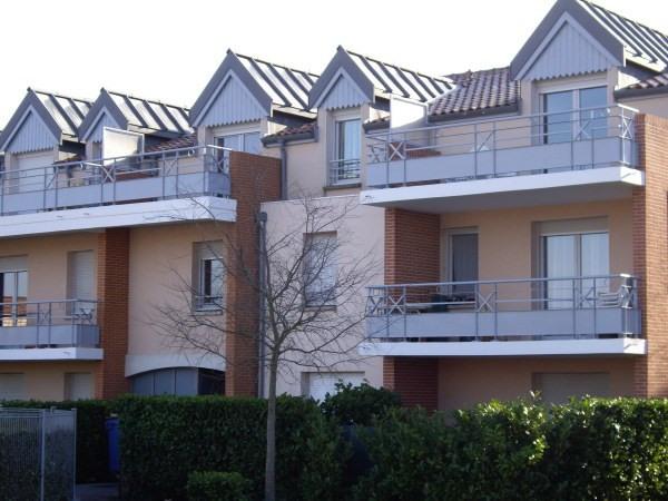Rental apartment Toulouse 531€ CC - Picture 1