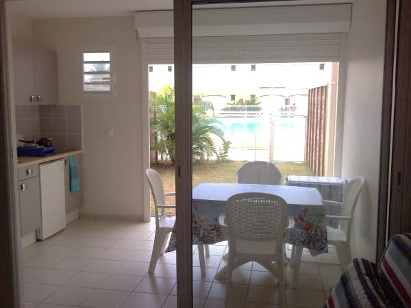 Vente appartement Saint francois 114450€ - Photo 1