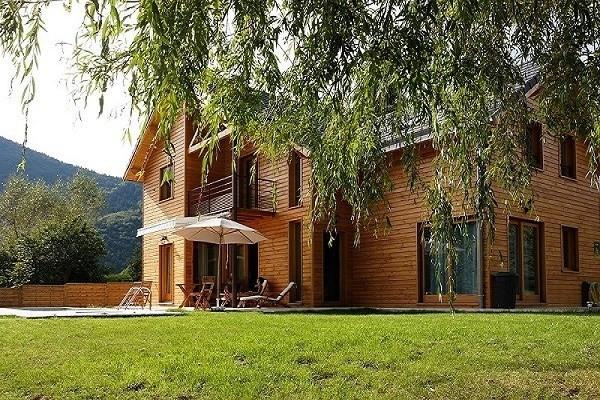 Verkauf von luxusobjekt haus Le sappey-en-chartreuse 595000€ - Fotografie 16