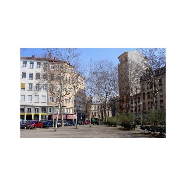 Venta  apartamento Lyon 4ème 435000€ - Fotografía 1