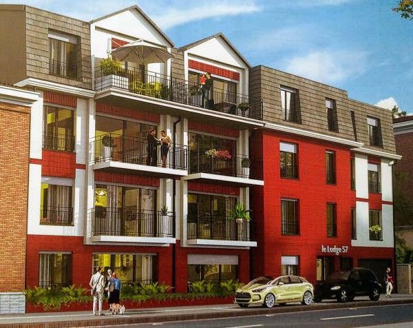 Verkoop  appartement Arras 134000€ - Foto 1