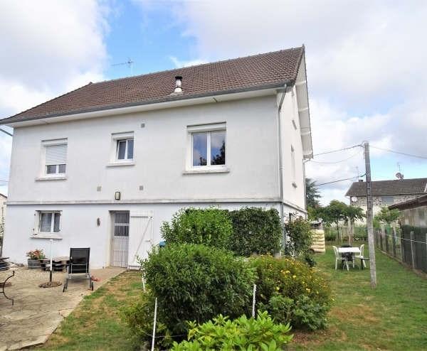 Sale house / villa Chateauneuf la foret 170000€ - Picture 1