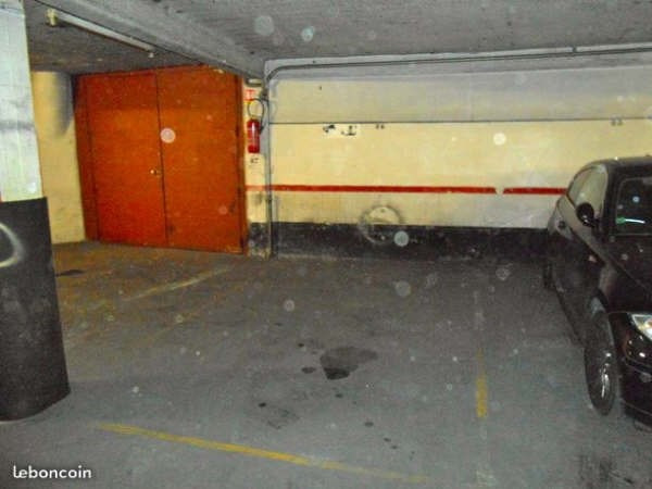 Sale parking spaces Paris 7ème 43 000€ - Picture 1