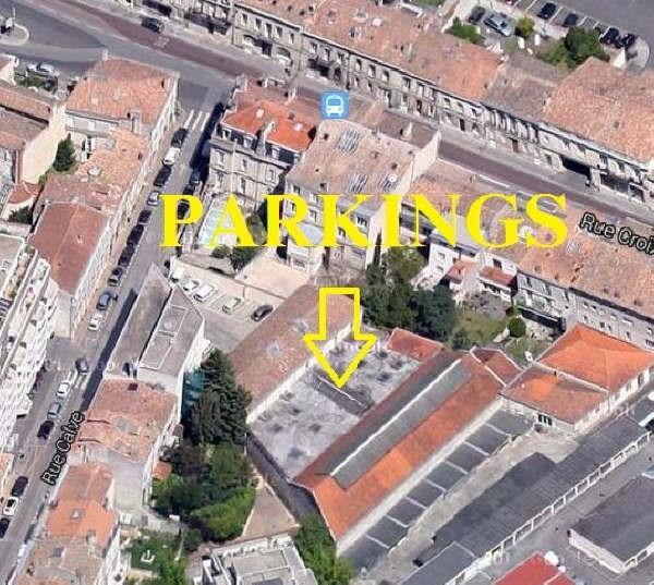 Rental parking spaces Bordeaux 110€ CC - Picture 1