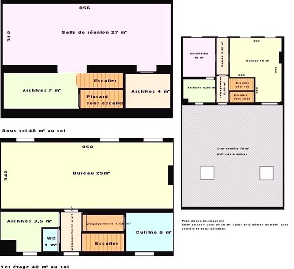 Revenda residencial de prestígio casa Puteaux/centre ville 1150000€ - Fotografia 1