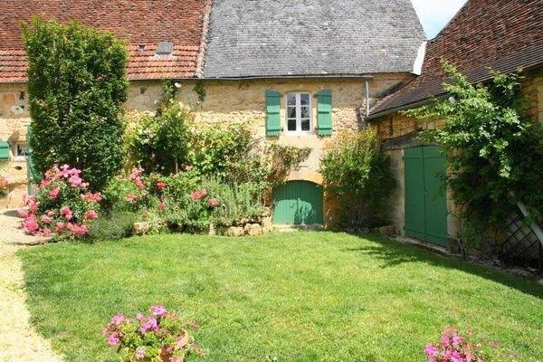 Sale house / villa St rabier 224700€ - Picture 6