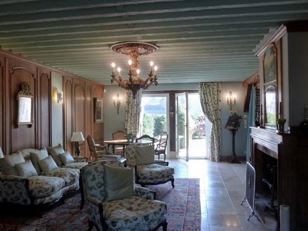 Deluxe sale house / villa Equemauville 728000€ - Picture 2