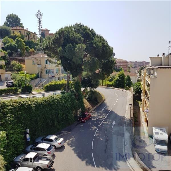 Vente appartement Menton 229000€ - Photo 1