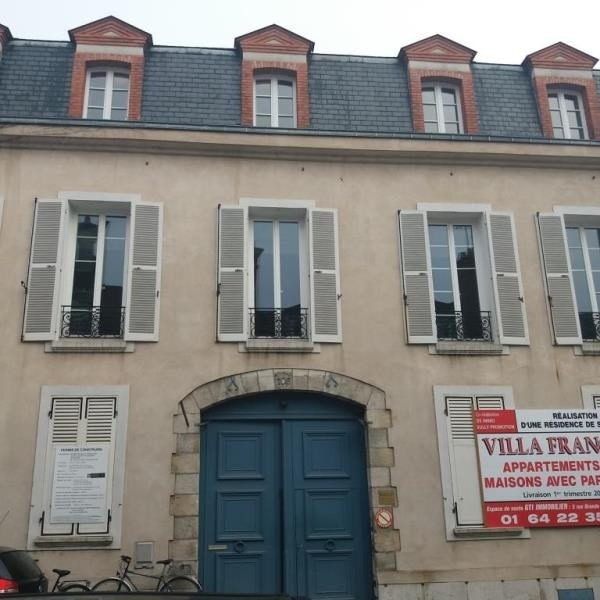 Vente appartement Fontainebleau 305 000€ - Photo 1