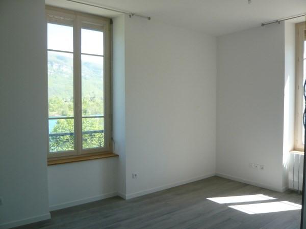 Rental apartment Porcieu amblagnieu 325€ CC - Picture 3