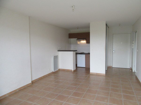 Rental apartment La salvetat st gilles 467€ CC - Picture 1
