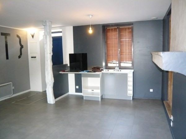 Rental house / villa Montalieu vercieu 610€ CC - Picture 1