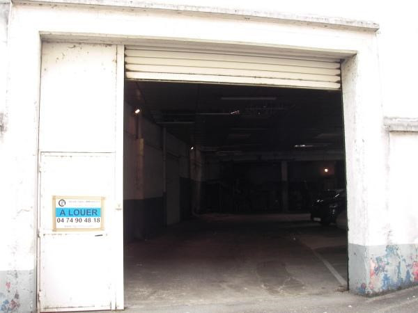Rental parking spaces Lagnieu 46€ CC - Picture 1