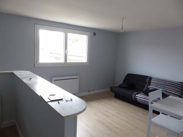 Location appartement Bourgoin jallieu 350€ CC - Photo 1