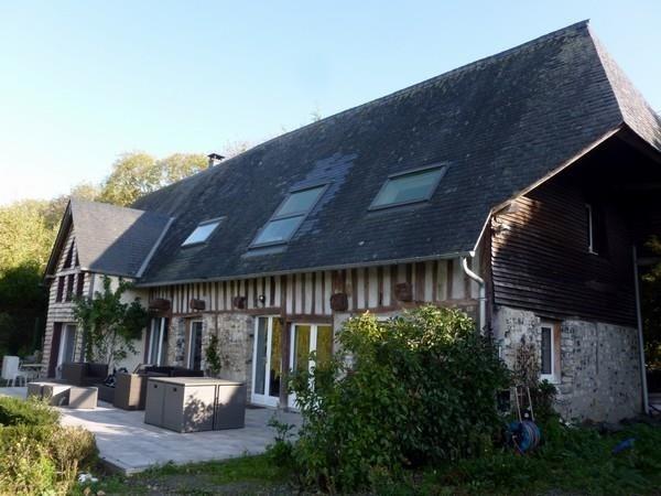 Vente maison / villa Pennedepie 525000€ - Photo 1