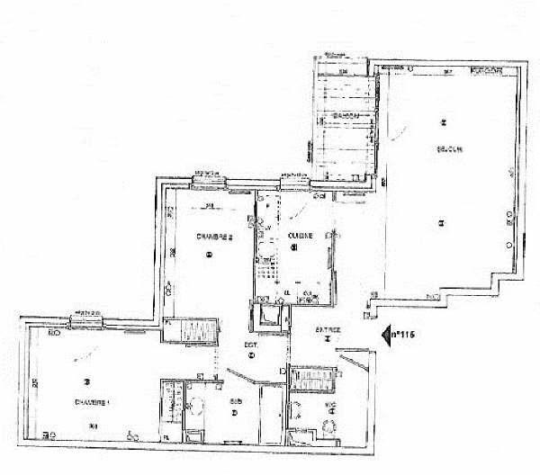 Vente appartement Boulogne billancourt 840000€ - Photo 9