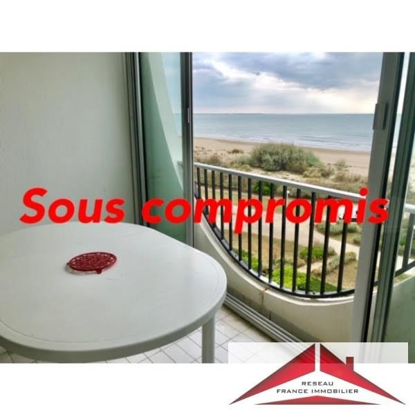 Vente appartement La grande motte 220 480€ - Photo 1