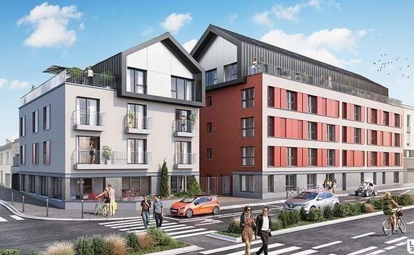 Produit d'investissement appartement Rennes 184000€ - Photo 1