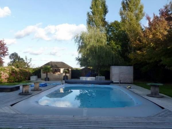 Deluxe sale house / villa St gatien des bois 1092000€ - Picture 2
