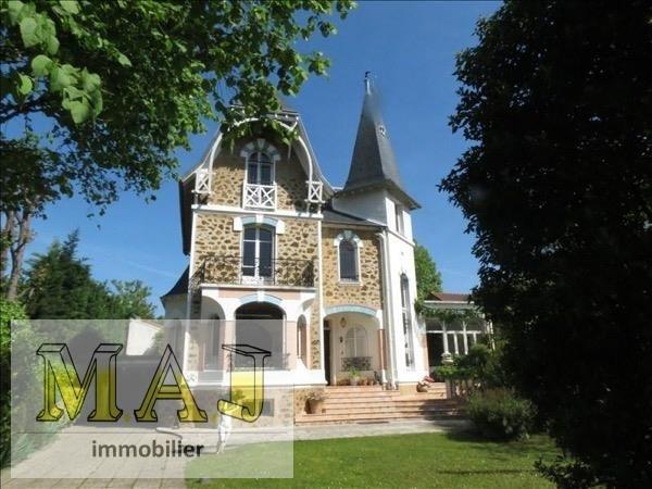 Vente de prestige maison / villa Le perreux sur marne 1495000€ - Photo 1