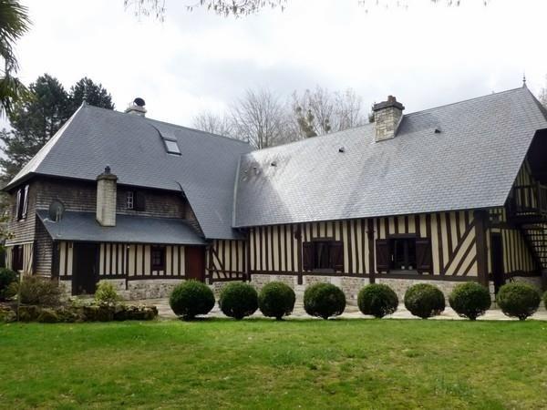 Deluxe sale house / villa Beuzeville 735000€ - Picture 2